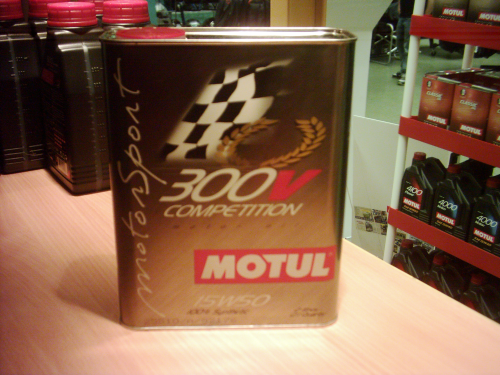 MOTUL 300V Competition - SAE 15W50